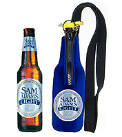 Sam Adams Light Beer Koozie Holder